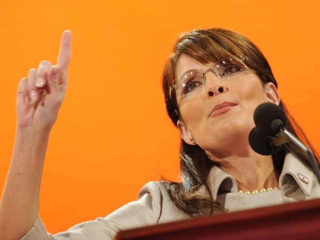 Palin's Perks