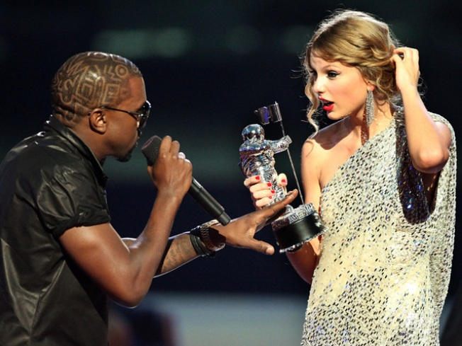 Taylor Swift: I Accept Kanye West's Apology