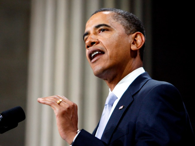 Obama Takes Health Care Pitch to Campus
