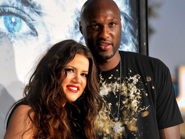 Khloe and Lamar Get Newly-Inked