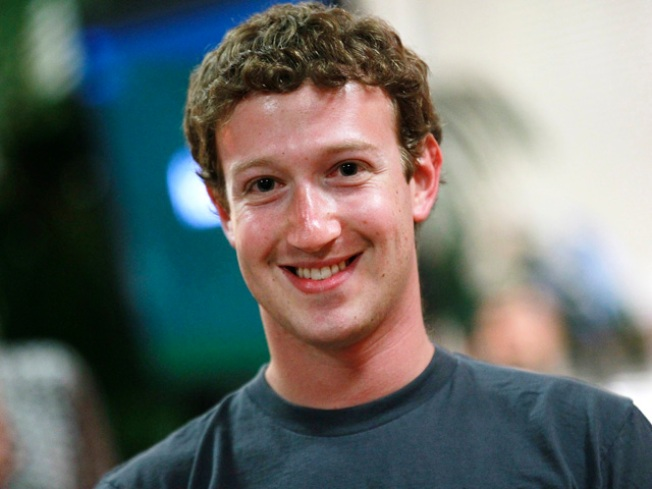Mark Zuckerberg Loves A New Year's Resolution
