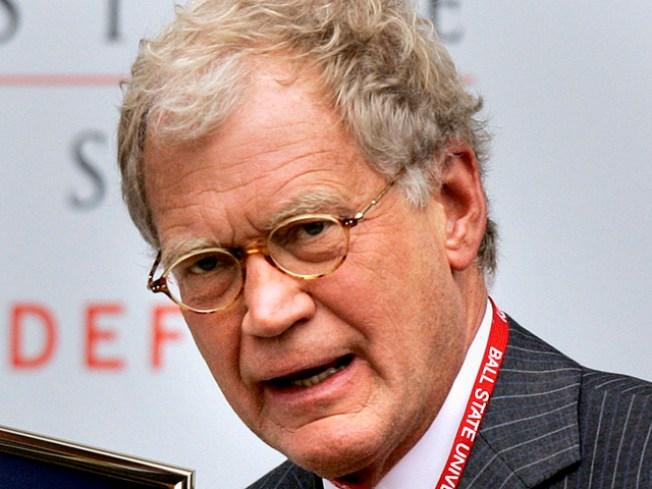 """Letterman Alleged Extortion Scandal Inspires """"Law & Order"""" Episode"""