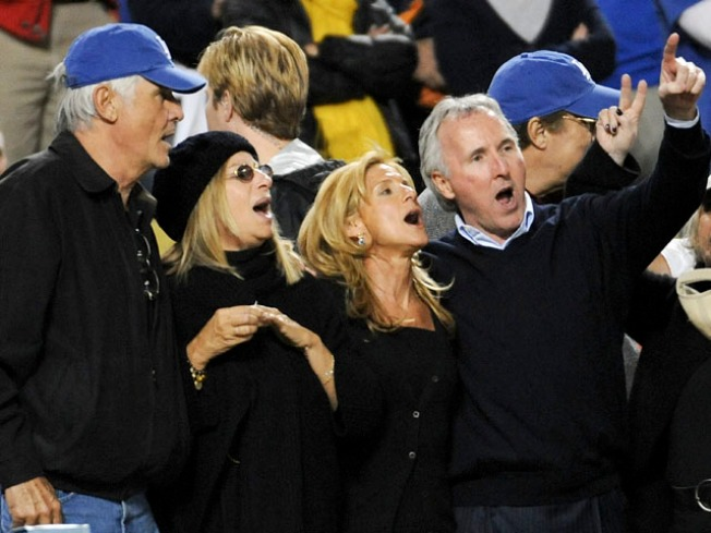 Splitsville for Dodgers Owners?