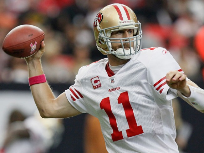 "49ers Extend ""Olive Branch to Alex Smith"