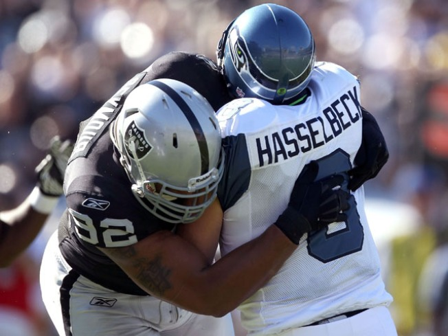 Raiders Do the Monster Mash on Seahawks, 33-3