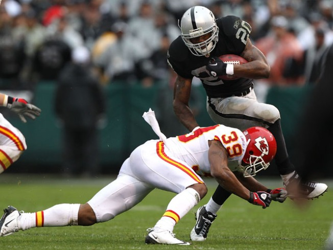 Raiders Close Season in KC