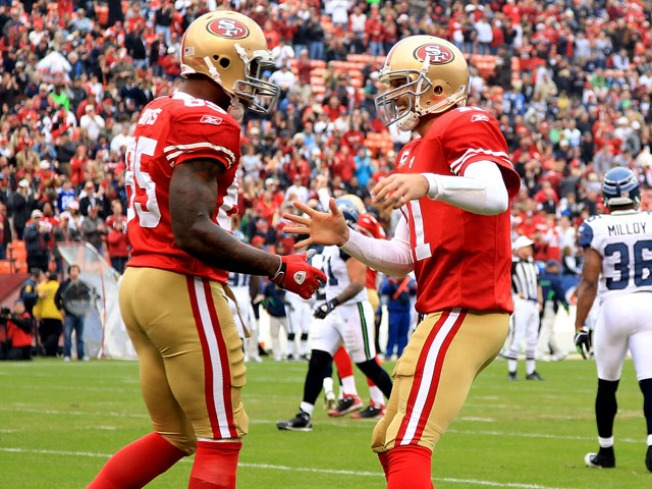 Help Comes Through for 49ers' Playoff Hopes
