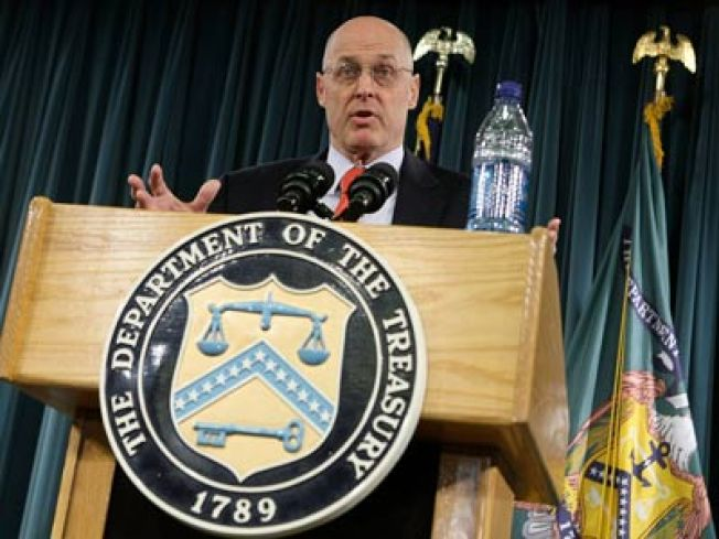 Paulson: Worsening Crisis Forced Change in Strategy