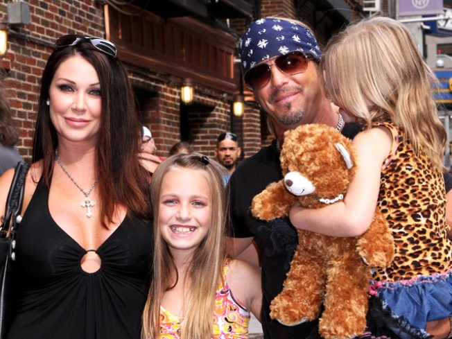 At Long Last, Bret Michaels Pops the Question