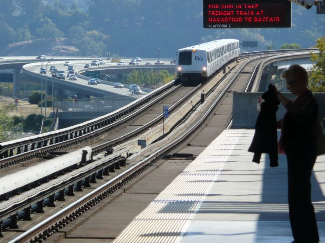 BART Loses Oakland Airport Connector Money