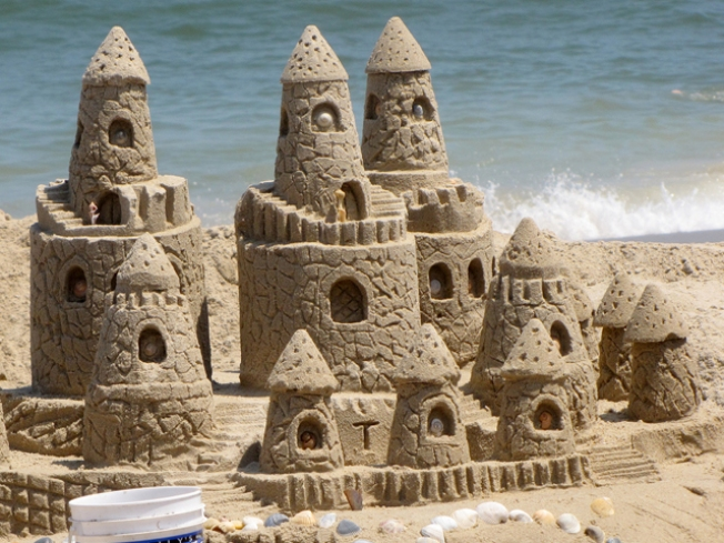 Sandcastles to Return to Ocean Beach