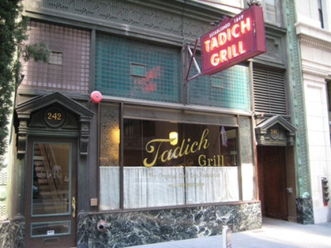 City's Oldest Restaurant Reopens For Lunch