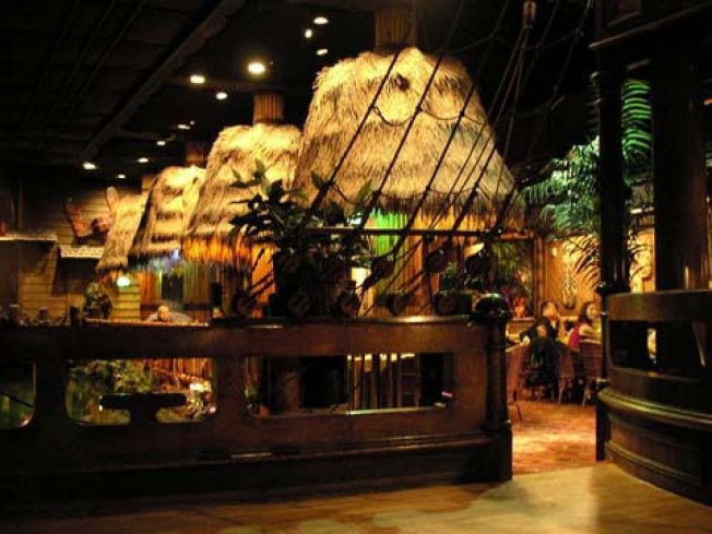 Suspense Lingers Over Tonga Room's Fate