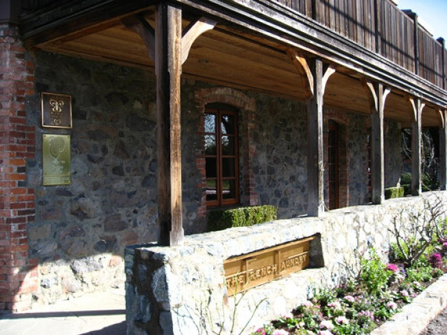 The French Laundry Remains the Four-Star Standard
