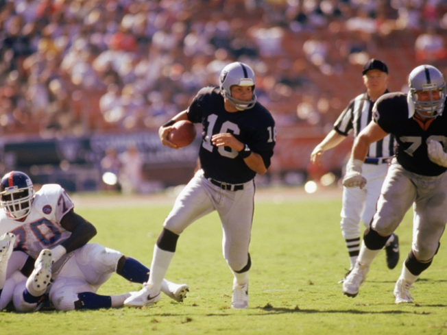 Raiders Score 7 Hall of Fame Nominees
