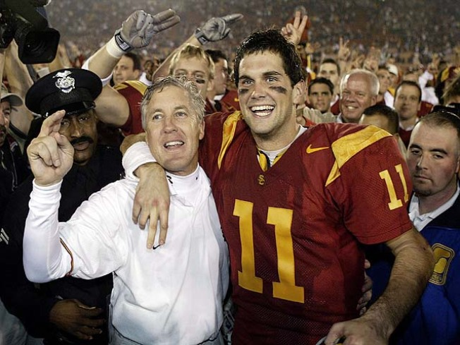Raiders Say They Have No Interest in Leinart