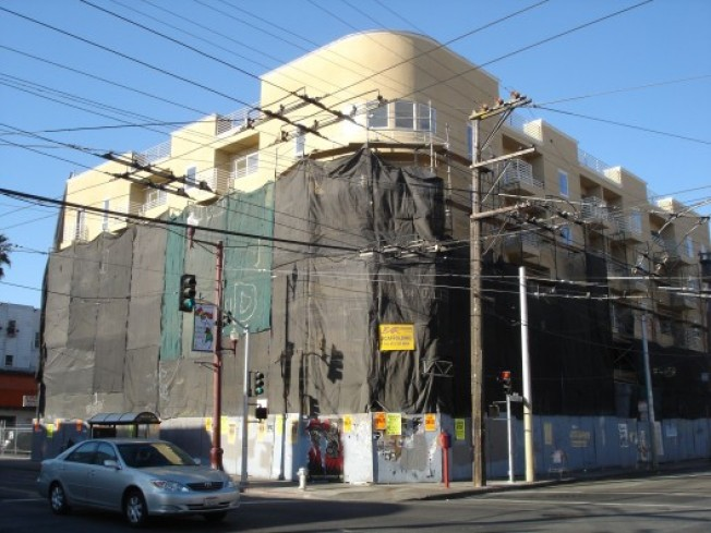 Construction Watch: Mission and 18th Street Unwrapped