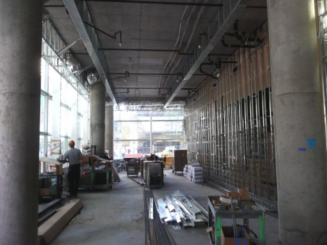 The Build Out: Phase Two at Michael Mina's RN74, Cont.