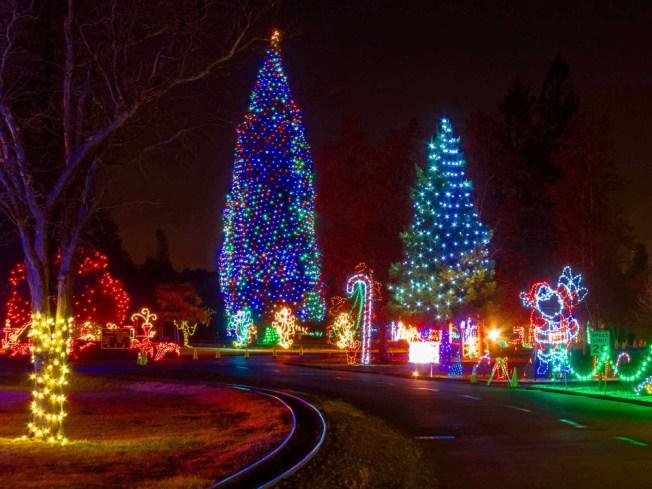 Fantasy of Lights Drive-thru