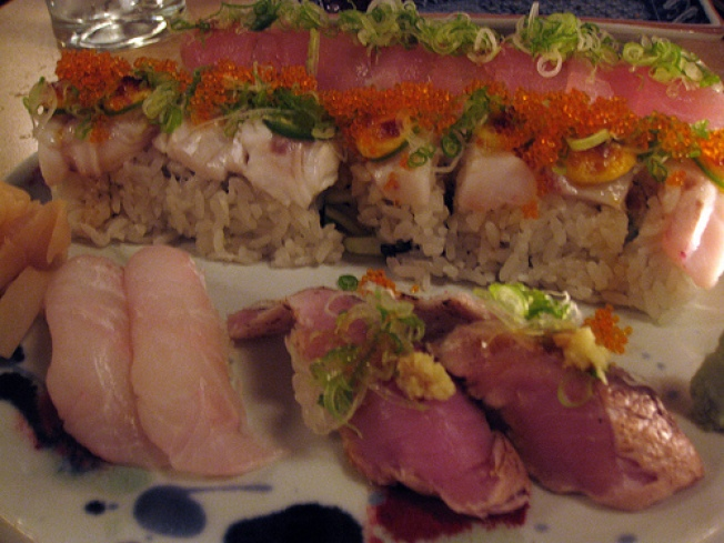 Bitter Sushi Rivals Come Together in San Francisco