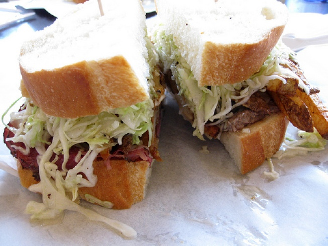 An Ode to Pittsburgh Sandwiches