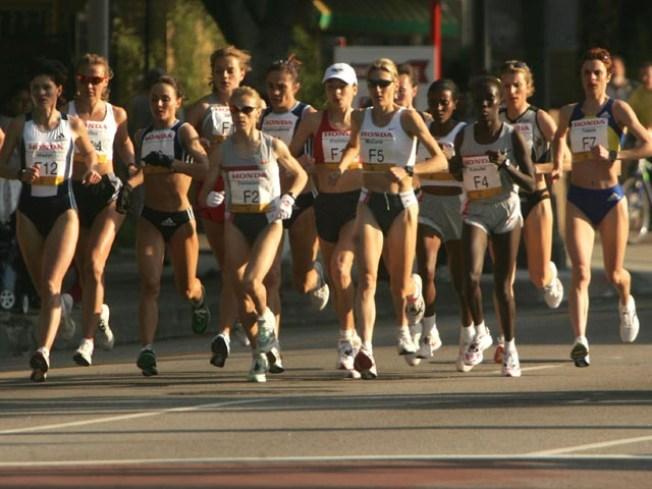 First-Timer Wins SF Marathon