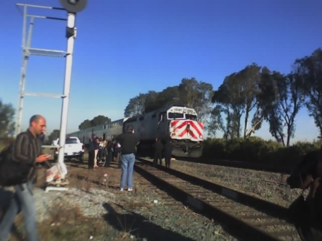 Caltrain Hits, Kills Man in Menlo Park