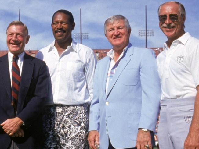 Raiders Legend George Blanda Dies