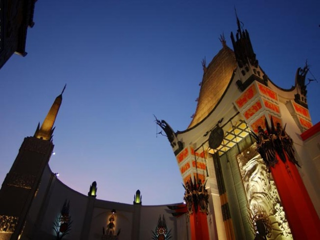 Grauman's Chinese Theatre Could Be for Sale: Report