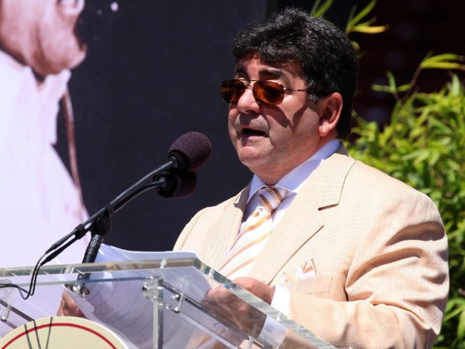 DeBartolo Named Honorary Co Captain