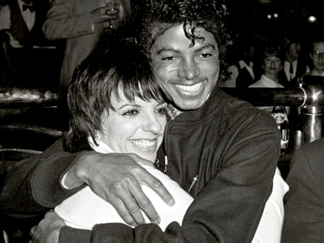 Liza Minnelli Talks Michael Jackson Dedication