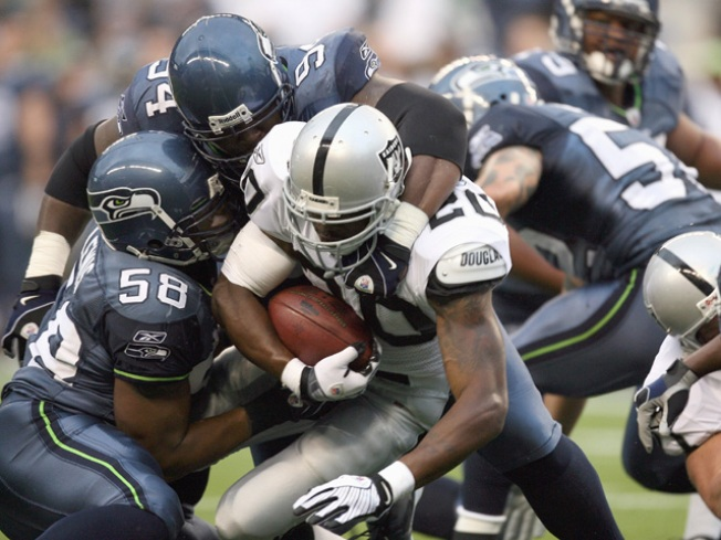 Raiders to Face First Hostile Crowd in Seattle