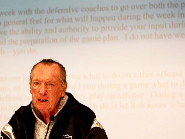 Broncos Take Page from Al Davis Playbook in Firing