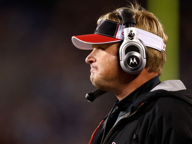 Report: Gruden Out of the Mix for 49ers