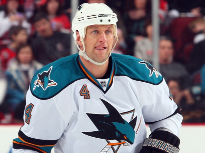 Blake In, Marleau Out as Sharks Captain