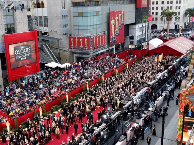Free Red Carpet Seats for the Academy Awards