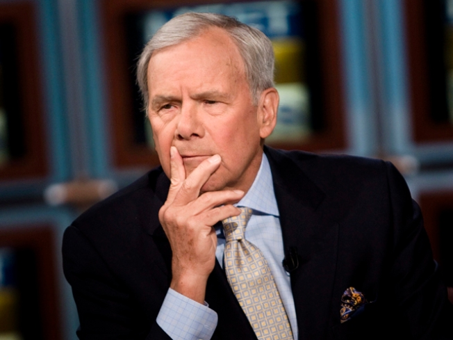 Tom Brokaw to Host Calif. Gubernatorial Debate