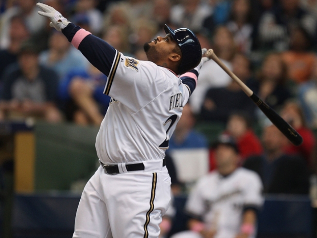 Giants Give Bad Reviews to Brewers' Dance Act