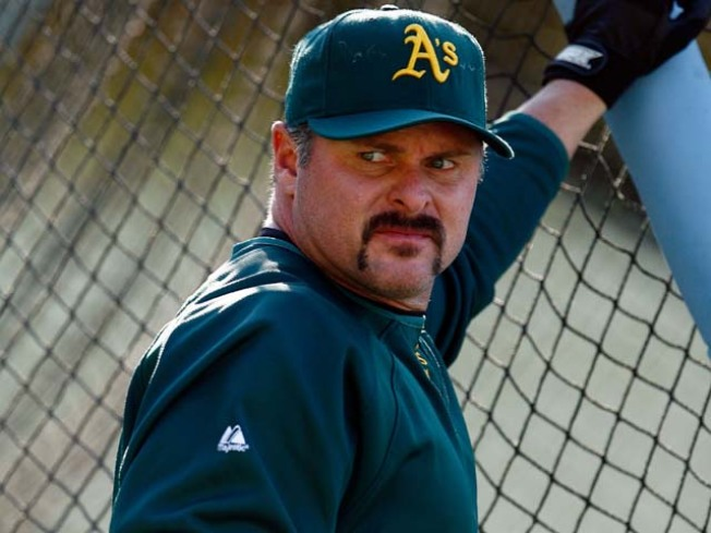 Giambi Could Play Role in Giants Wild Card Race