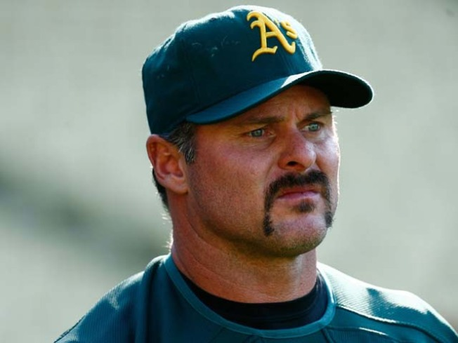 A's Still Having Jason Giambi Bobblehead Night