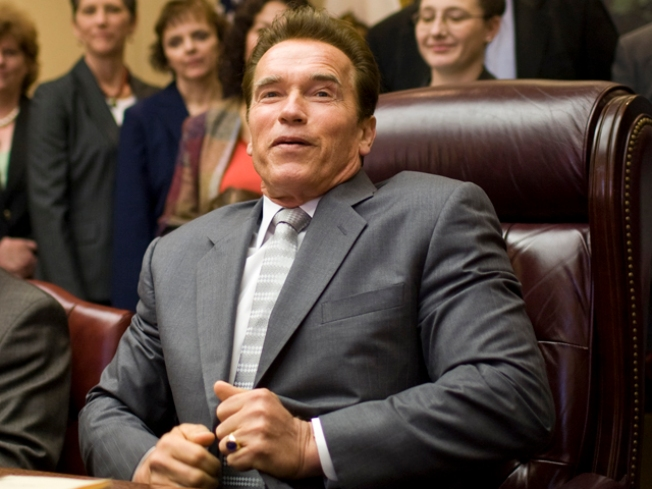 Arnold Reigns as King of the Tweets