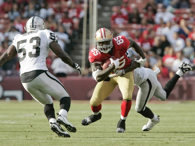 Nnamdi, Lechler, Three 49ers Named to Pro Bowl
