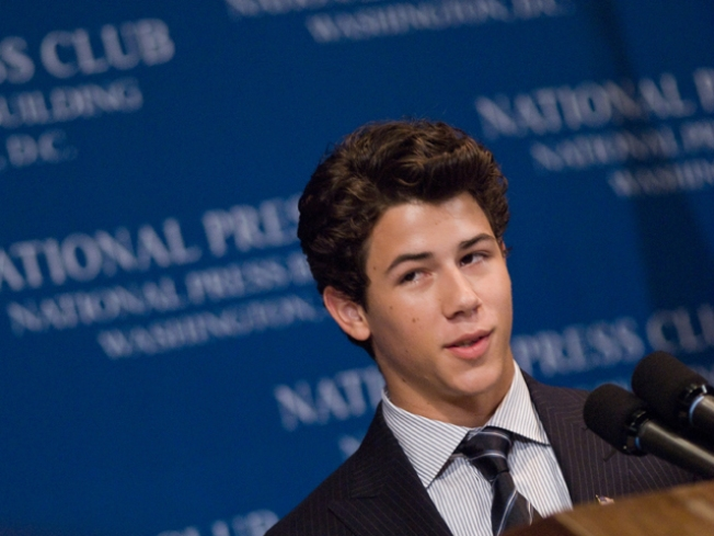 Nick Jonas: Diabetes Won't Slow Me Down