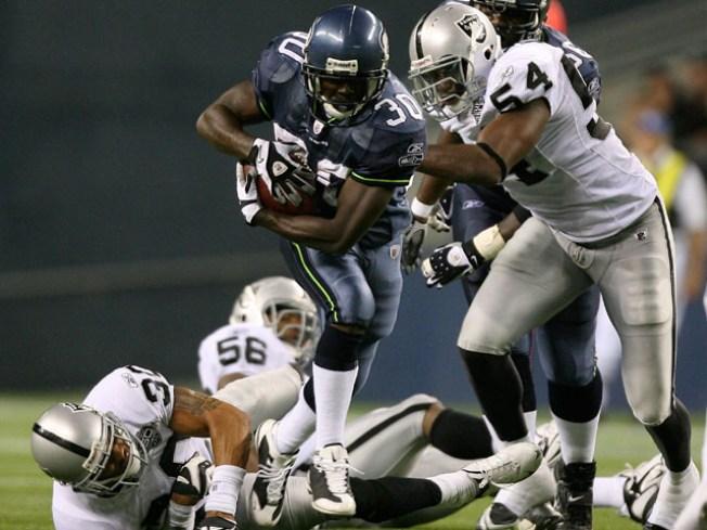 Cuts Loom as Raiders Face Seahawks