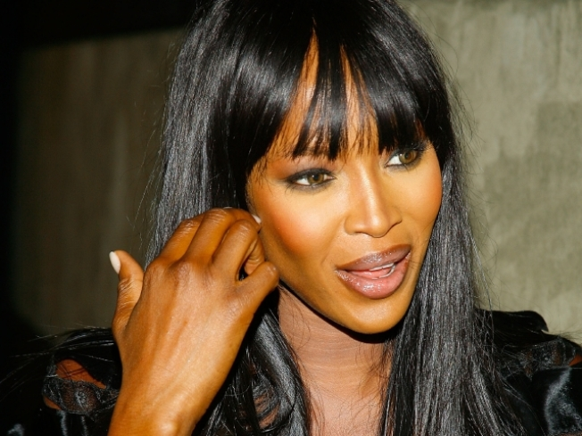 Naomi Campbell Being Stalked Around Miami
