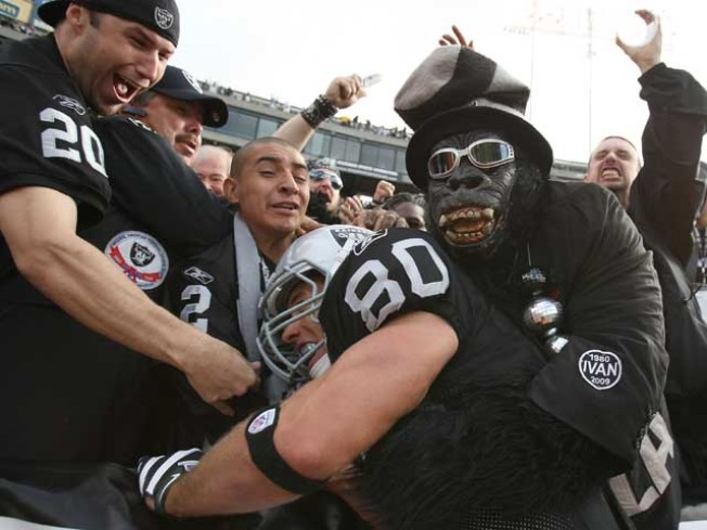 Raiders: Are Your Seats Worth $12,000?