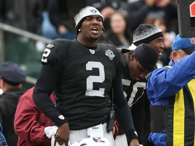 Fat Chance Raiders Will Get JaMarcus' Money Back