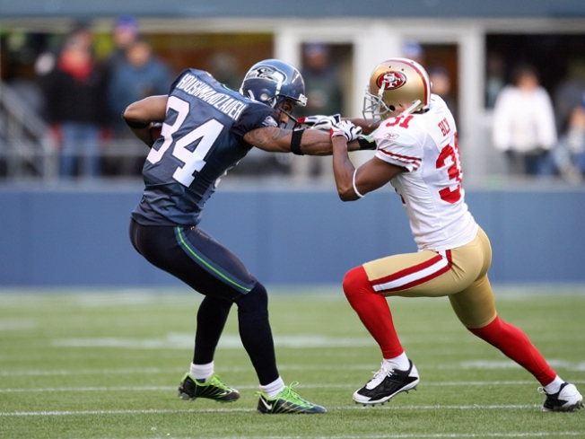 Niners' First Foe Purging Their Vets