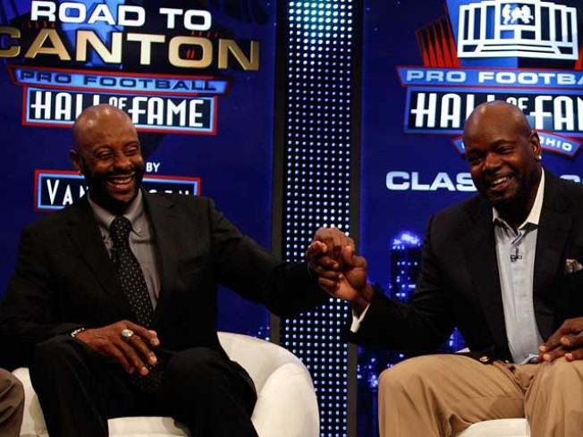 Jerry Rice's Hall of Fame Weekend
