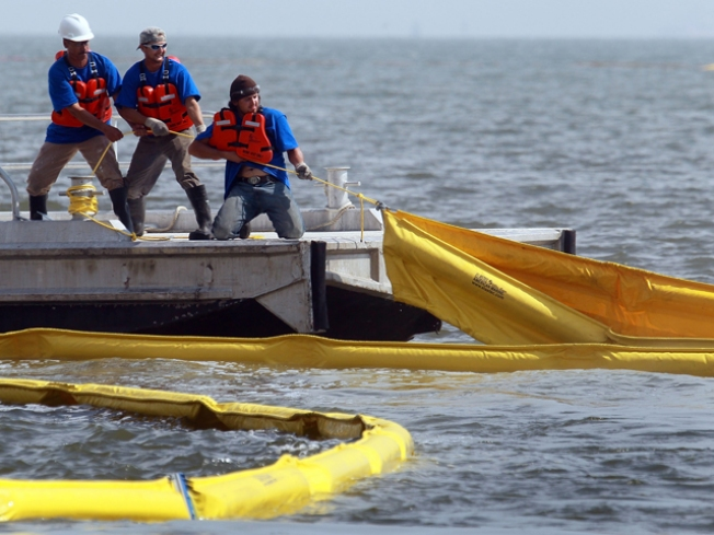 Gulf Spill Brings New Focus on Bay Concerns
